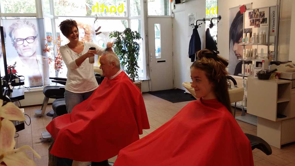 ik zoek een kapper in Rotterdam Zuid